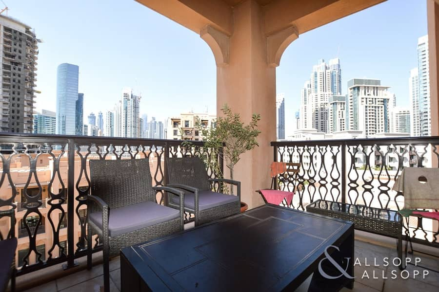 Kamoon | 3 Bedroom And Maids | Blvd View