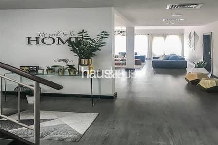 فیلا 3 غرف نوم للبيع في المرابع العربية، دبي - Park backing | Immaculate Type 7 | New flooring