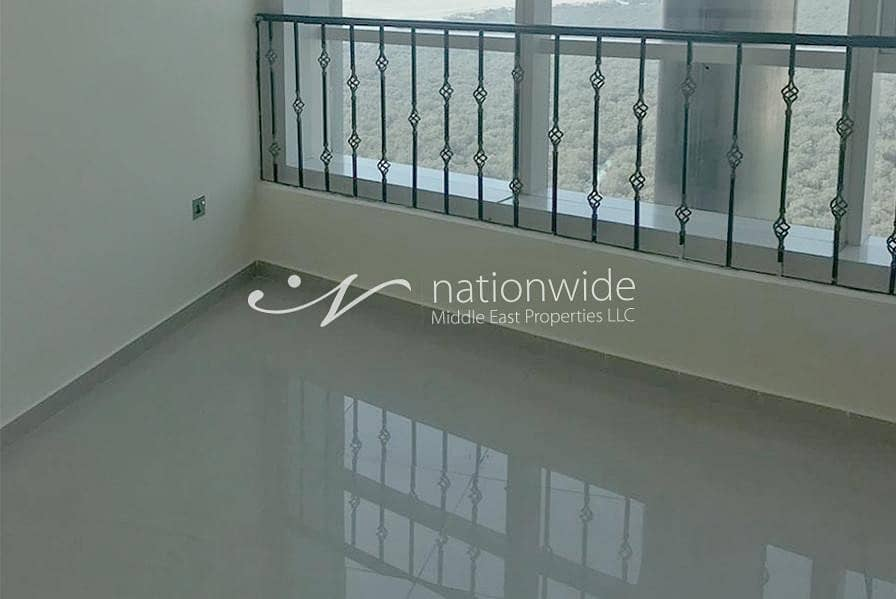 2 Hot Price! Sea View 2 BR with Maids Room In Hydra Avenue
