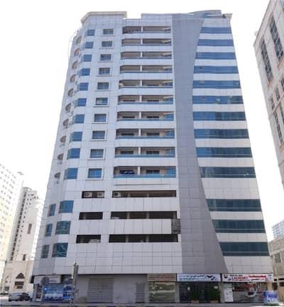 شقة 1 غرفة نوم للايجار في شارع الملك فيصل، عجمان - شقة في شارع الملك فيصل 1 غرف 19000 درهم - 4572836
