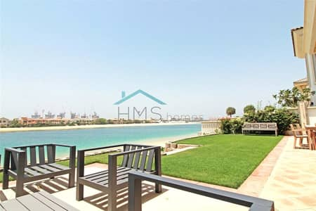4 Bedroom Villa for Sale in Palm Jumeirah, Dubai - Extended Plot || High No Atrium || 4 bed