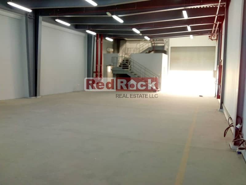 2 AED 15/sqft 30 Days free Excellent 4491 Sqft Warehouse in Jebel Ali