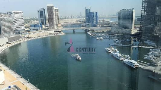 2 Bedroom Apartment for Rent in Business Bay, Dubai - Full Canal View | Furnished 2BR Apt | High Floor