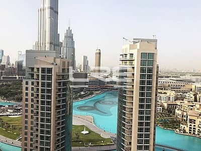 Burj Khalifa & Fountain view| 2 BED APT|