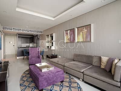 2 Bedroom Apartment for Sale in Downtown Dubai, Dubai - Fully Furnished | Great Views | High Floor