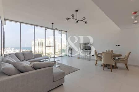 فلیٹ 3 غرف نوم للايجار في نخلة جميرا، دبي - Luxury Living | Beach Access | Ideal Location