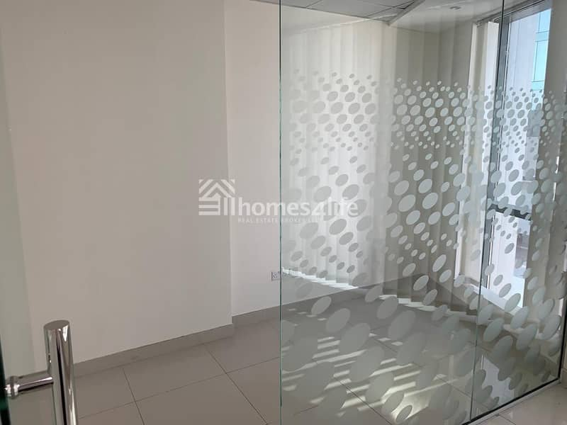 2 Partitioned Office Near to Metro Station