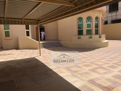 5 Bedroom Villa for Rent in Al Raqaib, Ajman - Villa for rent area of 10 thousand feet at a very reasonable price in Al-Raqqab