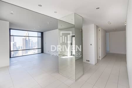 2 Bedroom Flat for Sale in DIFC, Dubai - Rear 2 Bed with Huge Terrace Higher Floor