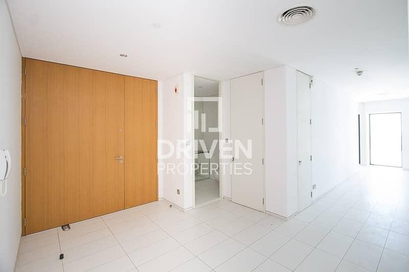 13 Rear 2 Bed with Huge Terrace Higher Floor