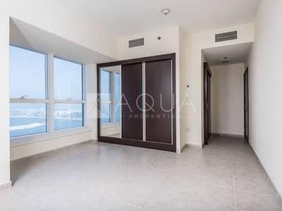 2 Bedroom Flat for Rent in Dubai Marina, Dubai - Great Layout | Amazing Sea View | High Floor