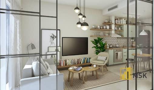 شقة 1 غرفة نوم للبيع في دبي هيلز استيت، دبي - Overlooking Bustling Dubai Skyline | 1 Bed Apt. | Collective 2A