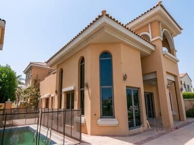 فیلا 3 غرف نوم للايجار في نخلة جميرا، دبي - Garden Gallery Villa Unfurnished
