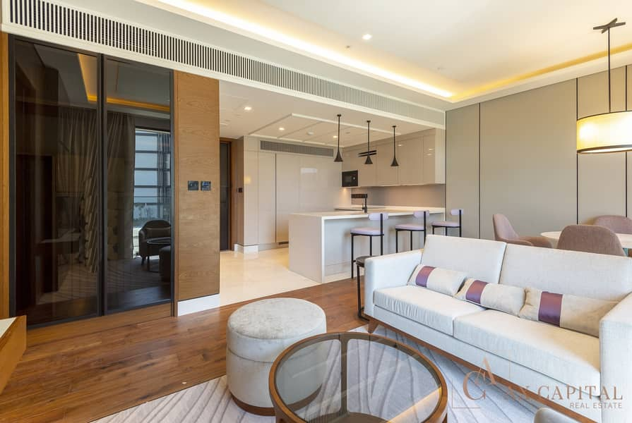 2 Serviced Apartments at Bluewaters Island