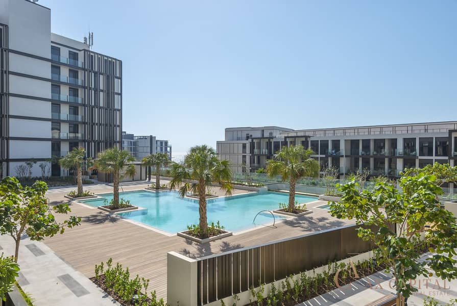 12 Serviced Apartments at Bluewaters Island