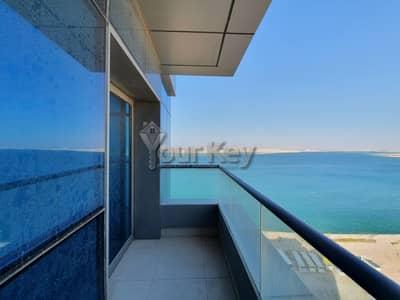 فلیٹ 2 غرفة نوم للايجار في جزيرة الريم، أبوظبي - Exquisite and Elegant 2BHK with Balcony | Sea View