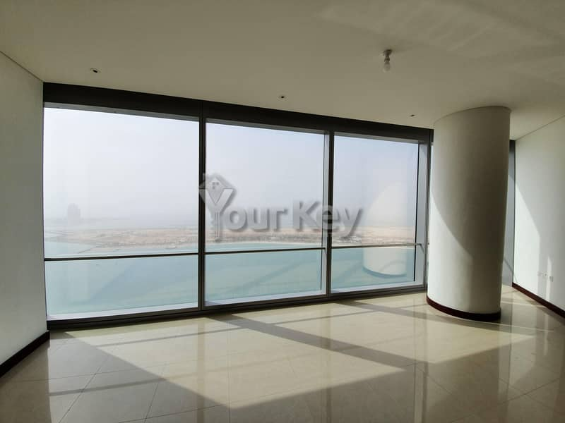 Aesthetically Pleasing 4BHK with Large Terrace | SEA View