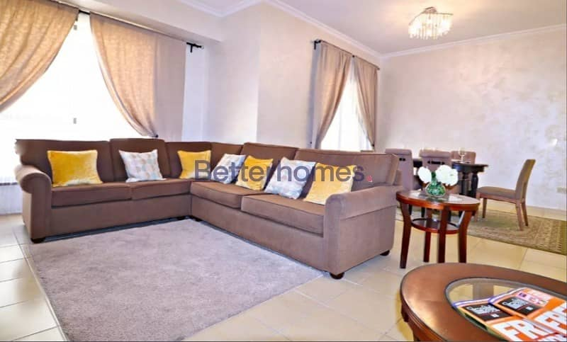 2 Fully Furnished | Marina View | High Floor