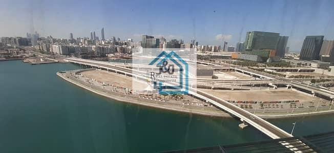فلیٹ 2 غرفة نوم للايجار في جزيرة الريم، أبوظبي - Spacious 2BR+Maidroom Apt on High Floor with Splendid View