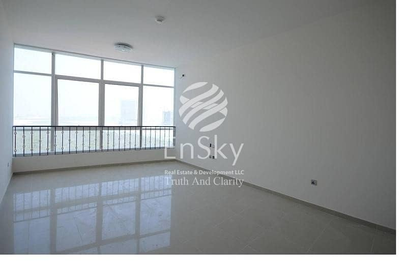 2 Sea View Studio Apartment with Rent Refund