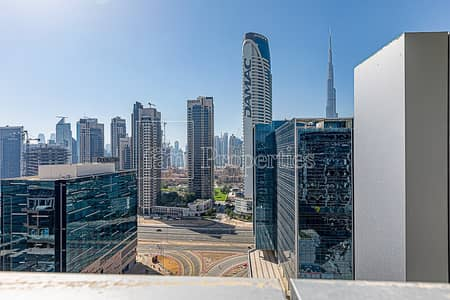 1 Bedroom Apartment for Sale in Business Bay, Dubai - Best Deal on the Market!   Brand New   Canal View
