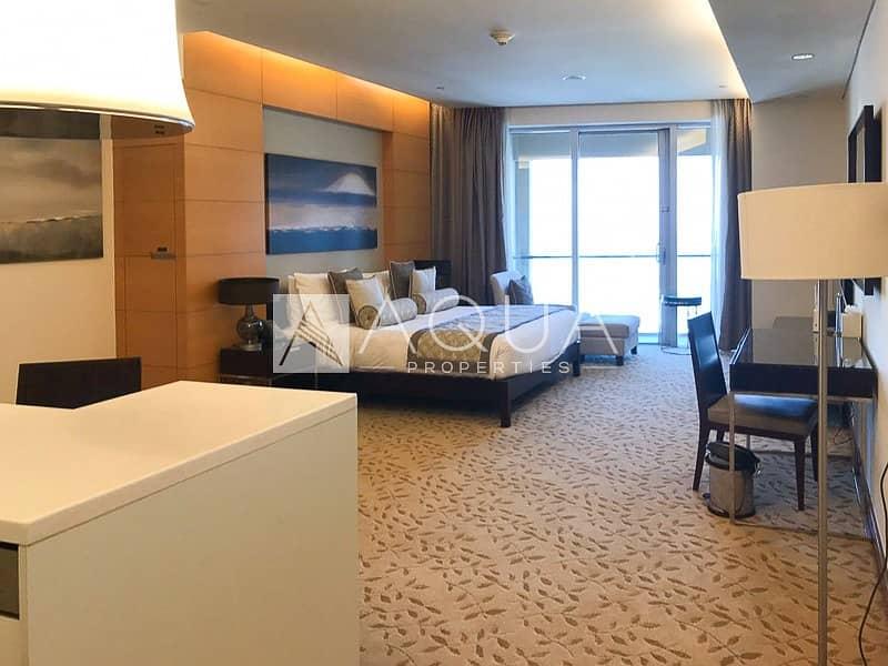 2 Dubai Mall | Fully Serviced | High Floor