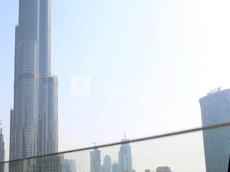 11 Dubai Mall | Fully Serviced | High Floor