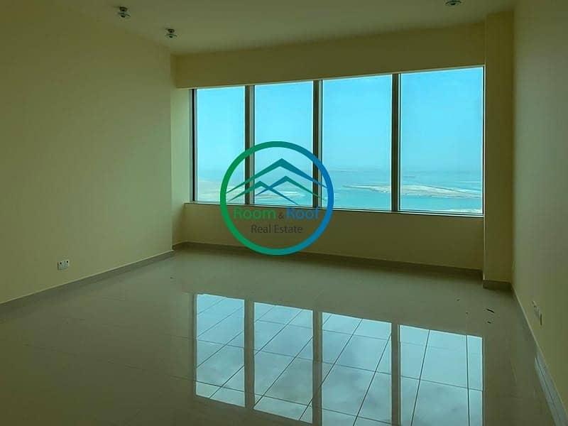 2 Exquisite Sea Views! Affordable Corniche Road Living in City Center