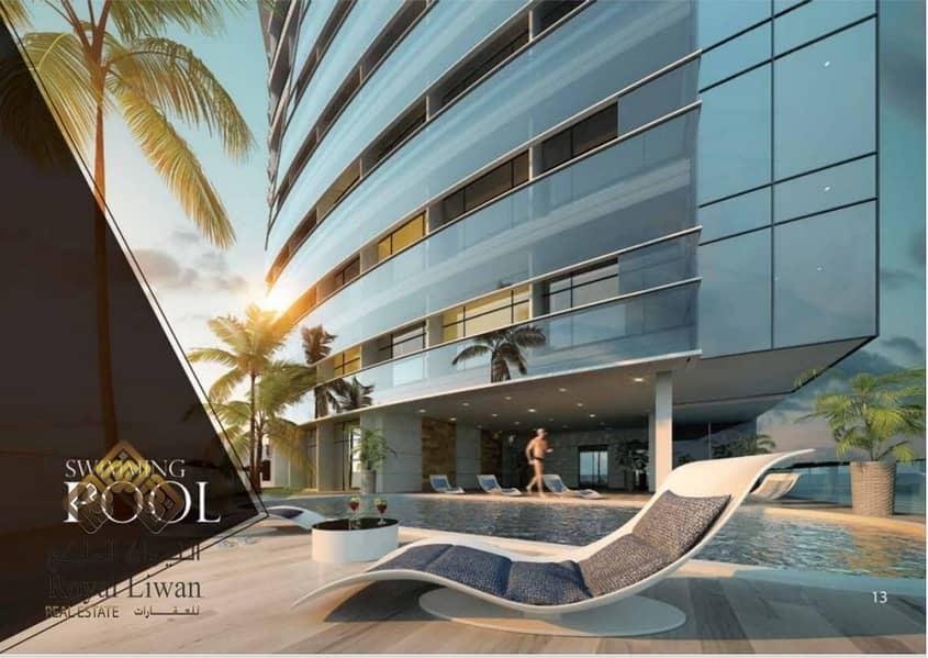 9 Elegant Apartments starting from 368k Dubai residential Complex V tower