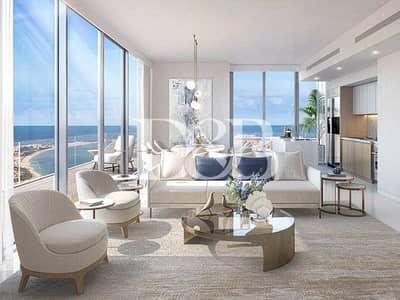 فلیٹ 2 غرفة نوم للبيع في دبي هاربور، دبي - Beach Access | Perfect Holiday Home | High Yield