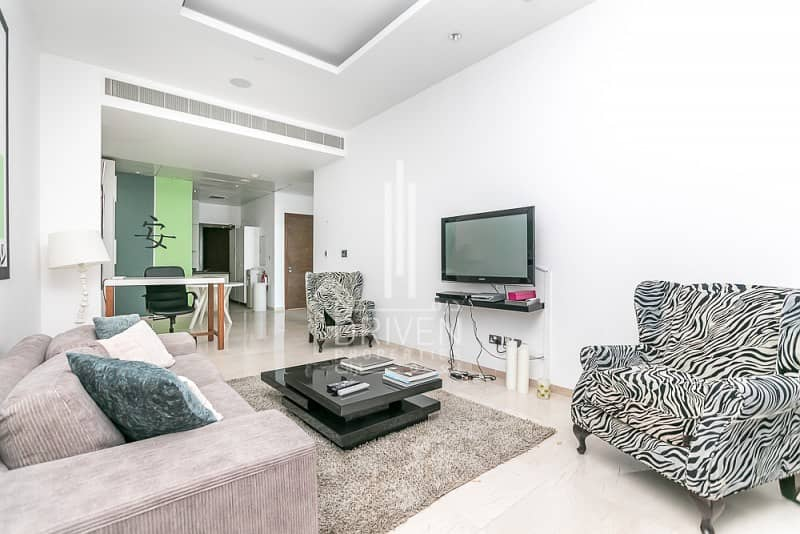 Large Terrace | 1 Month Free  | Furnished Apt
