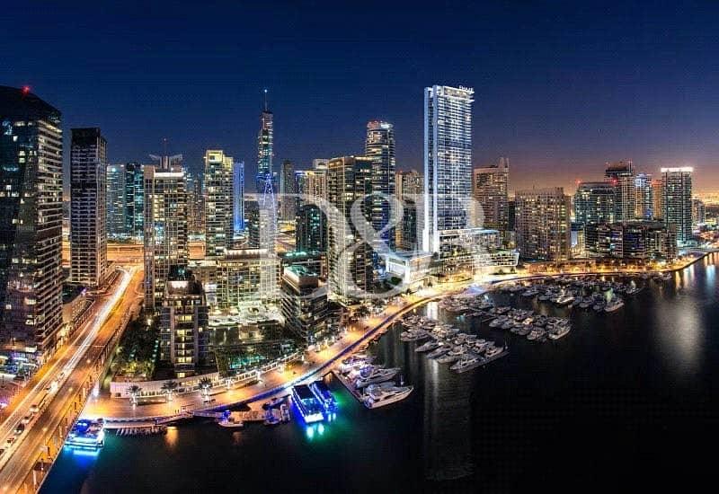 Full Marina View | Spacious 3 Bedroom