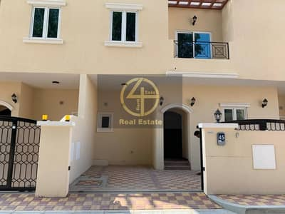 4 Bedroom Villa for Rent in Al Muroor, Abu Dhabi - Modern & Elegant Brand New 4 BR Villa