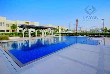 3 Bedroom Townhouse for Rent in Reem, Dubai - corner unit with garden space / type J /
