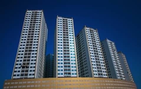 شقة 1 غرفة نوم للايجار في عجمان وسط المدينة، عجمان - شقة في أبراج لؤلؤة عجمان عجمان وسط المدينة 1 غرف 19000 درهم - 4574214