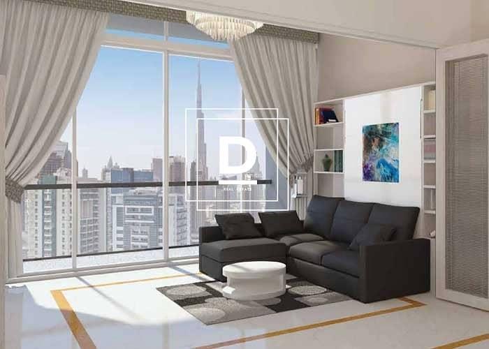 Luxurious  2Bedroom  In  Business  Bay