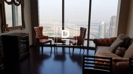 فلیٹ 1 غرفة نوم للبيع في وسط مدينة دبي، دبي - | BURJ KHALIFA | Full Fountain View | For Sale |