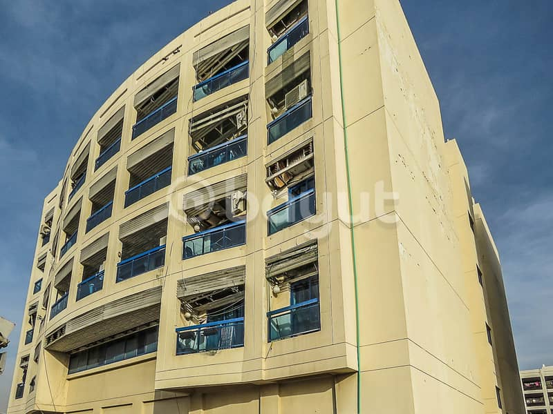 1 month free + Spacious 1 bedroom with balcony next to EPCO petrol pump
