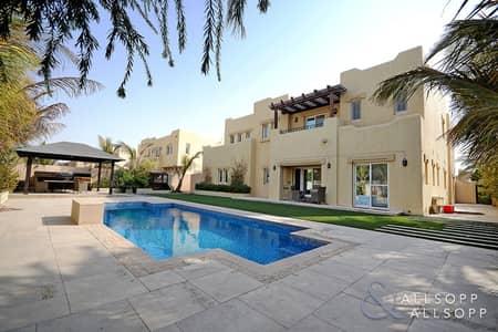 فیلا 6 غرف نوم للبيع في المرابع العربية، دبي - Type 18 | 6 Bedrooms Plus Maids | Vacant