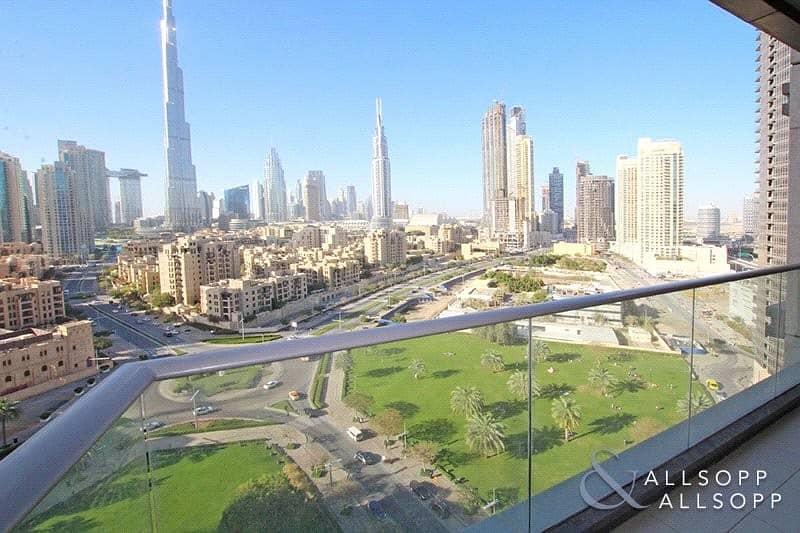 2 Bed | Full Burj Khalifa View | 2.5 Bath