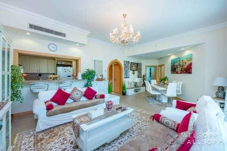 فلیٹ 2 غرفة نوم للبيع في نخلة جميرا، دبي - Vacant On Transfer | Well-Presented 2 Bed