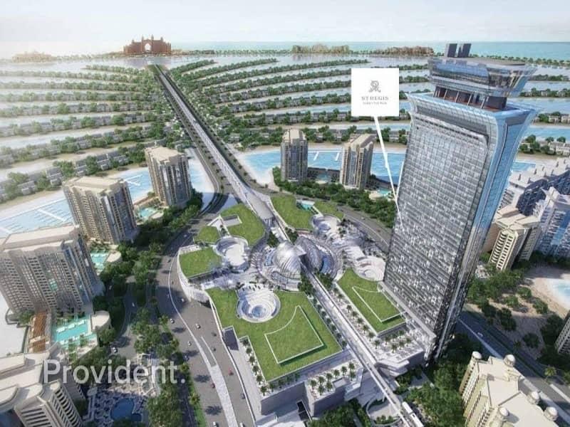 Re-Sale | Mid Floor | Burj Al Arab & Sea View
