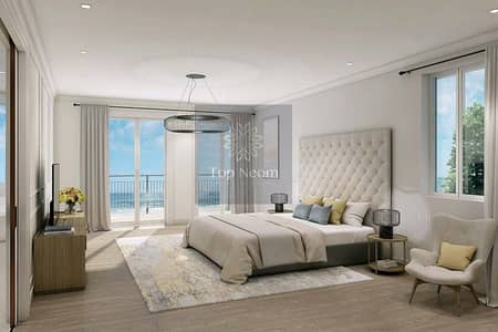 تاون هاوس 4 غرف نوم للبيع في جميرا، دبي - let's begin your luxury life in Blue water community jumeirah 4BR Townhouse