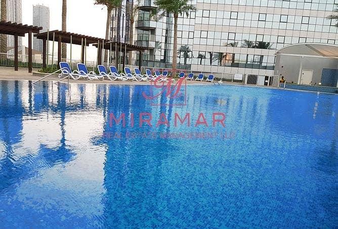 شقة في برج C2 سيتي أوف لايتس جزيرة الريم 1 غرف 649000 درهم - 4574600