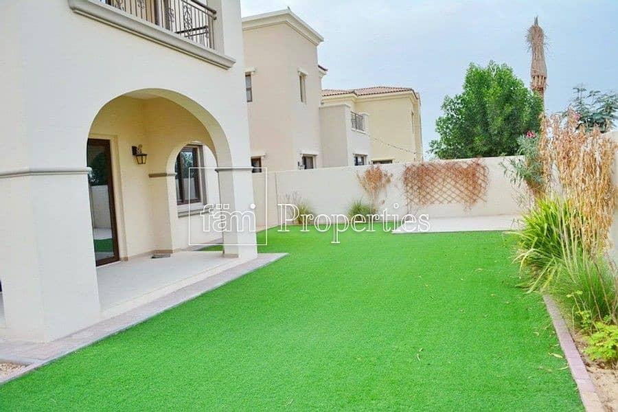 2 4BR Single row Villa | Type 2 | Arabian Ranches