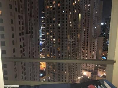 شقة 2 غرفة نوم للايجار في جميرا بيتش ريزيدنس، دبي - Unfurnished 2 Bed | High Floor | Full Marina View