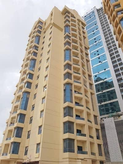 2 Bedroom Flat for Rent in Ajman Downtown, Ajman - ramdan offer Sea View 2 bhk for RENT in Al Khor Tower
