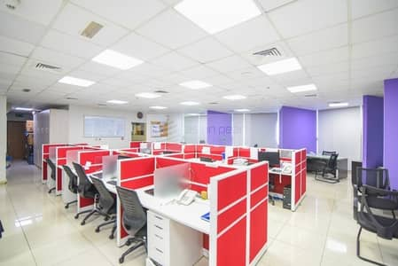 Office for Rent in Barsha Heights (Tecom), Dubai - Vacant Fitted/Unfurnished Office Space