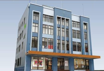 ارض تجارية  للبيع في مصفوت، عجمان - ارض تجارية  بمصفوت 8 جانب محكمة  مصفوت افضل موقع