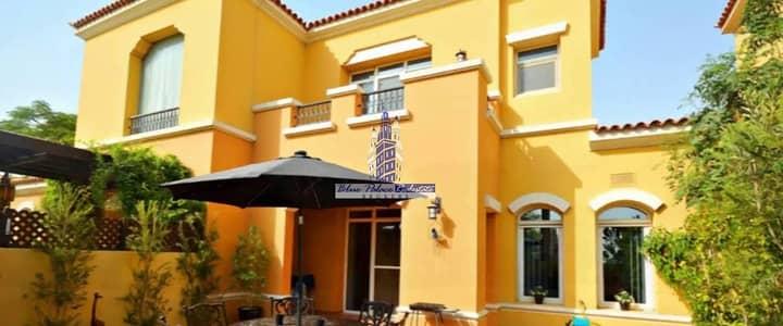 تاون هاوس 2 غرفة نوم للبيع في المرابع العربية، دبي - Single Row | Vacant | Type C | Close to Park